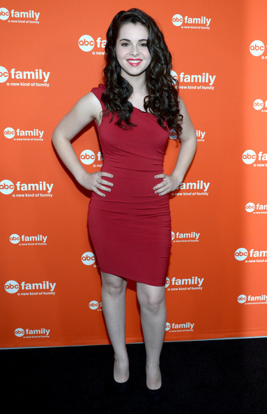 More Pics of Vanessa Marano Long Curls (2 of 20) - Vanessa Marano Lookbook - StyleBistro