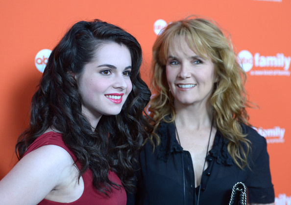 More Pics of Vanessa Marano Long Curls (4 of 20) - Vanessa Marano Lookbook - StyleBistro
