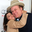 John C. Reilly and Lynne Ramsay