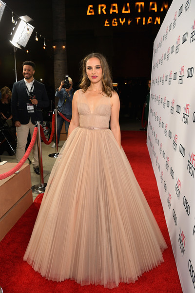 Look of the Day: November 12th, Natalie Portman