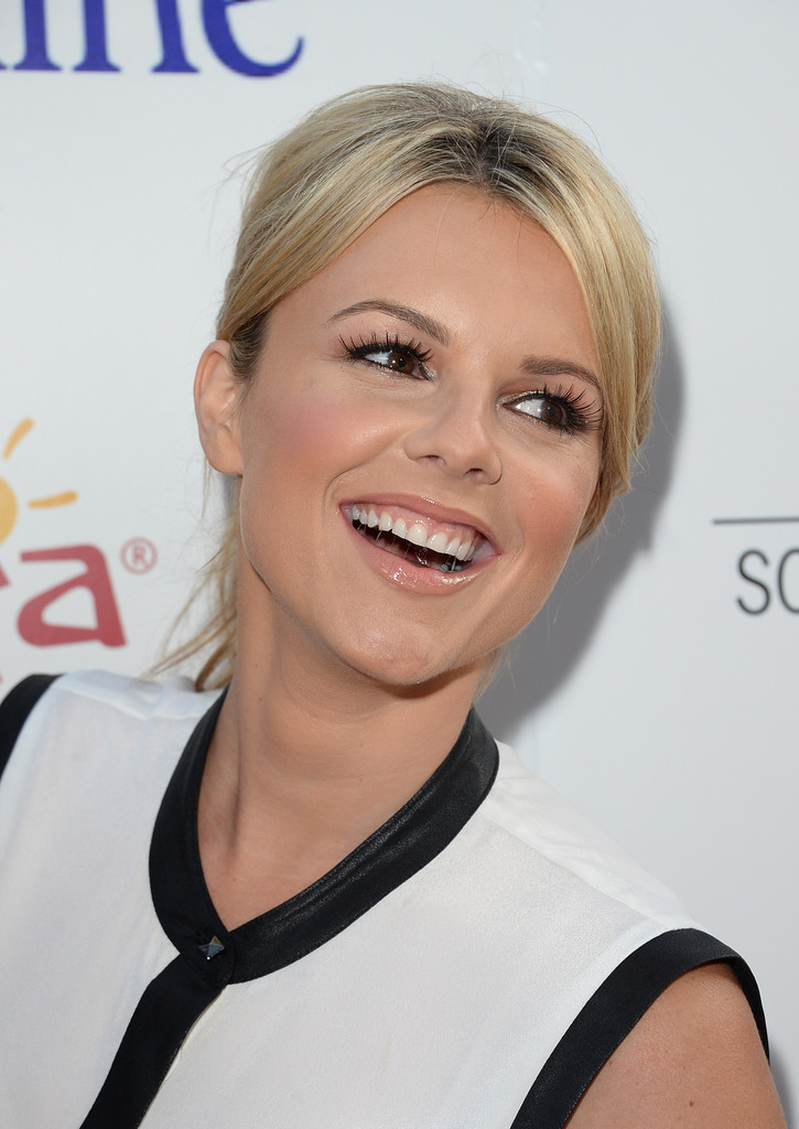 More Angles of Ali Fedotowsky Nude Lipstick