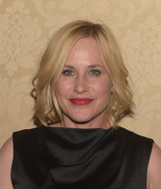 Patricia Arquette attended the AMC, IFC, and Sundance Channel's Emmy Awards party wearing this short wavy 'do.