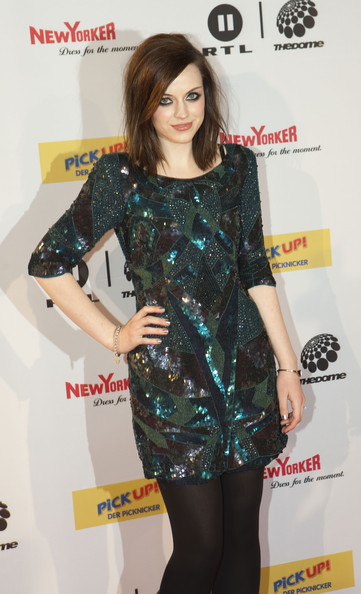 AMY MACDONALD Beaded Dress