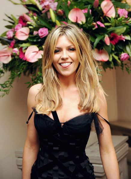 Abbey Clancy Hair