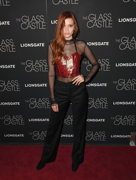 Abbey Lee Crop Top