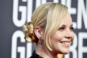 Abbie Cornish Twisted Bun