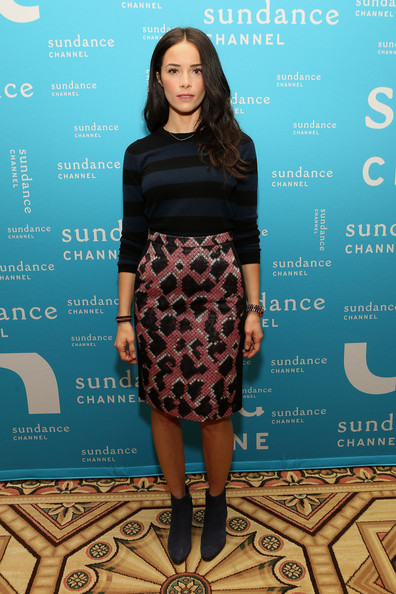 Abigail Spencer Pencil Skirt