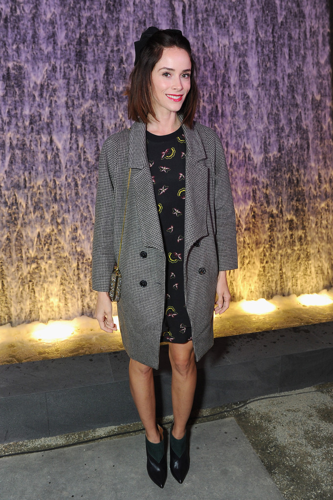 Abigail Spencer Blazer Abigail Spencer Looks Stylebistro
