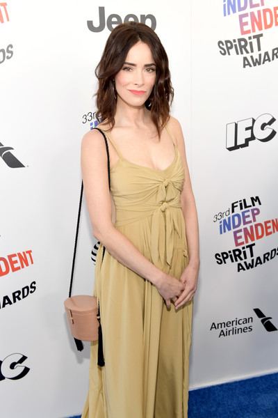 Abigail Spencer Tasseled Shoulder Bag
