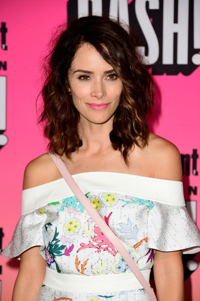 Abigail Spencer Medium Curls [entertainment weekly hosts its annual comic-con party at float at the hard rock hotel,san diego in celebration of comic-con 2016 - arrivals,hair,shoulder,beauty,hairstyle,premiere,lip,joint,brown hair,long hair,eyelash,abigail spencer,float,san diego,california,hard rock hotel,entertainment weekly,hbo,comic-con bash]