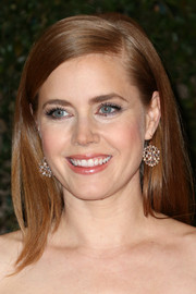 Amy Adams sported a simple yet sophisticated side-parted 'do when she attended the Governors Awards.