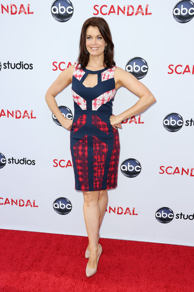 More Pics of Bellamy Young Print Dress (1 of 5) - Bellamy Young Lookbook - StyleBistro