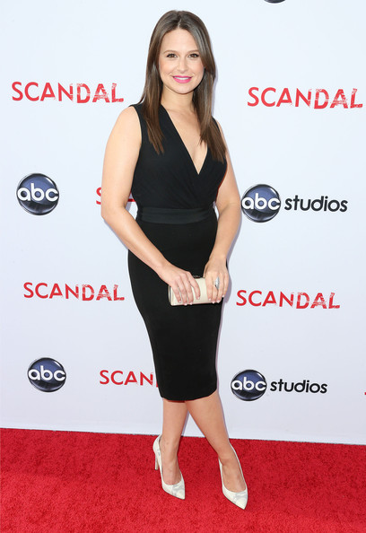 More Pics of Katie Lowes Little Black Dress (3 of 10) - Katie Lowes Lookbook - StyleBistro