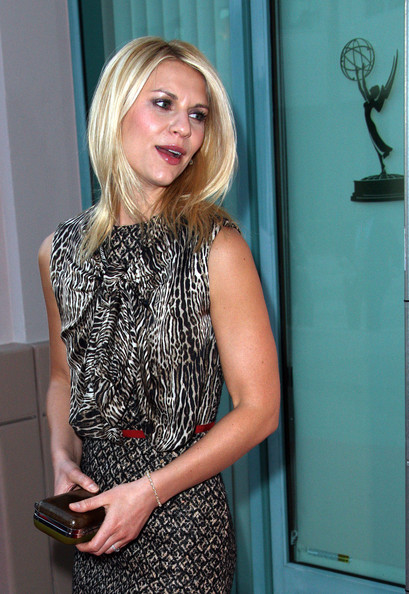 More Pics of Claire Danes Pencil Skirt (7 of 21) - Claire Danes Lookbook - StyleBistro