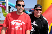 Adam Sandler Rectangular Sunglasses