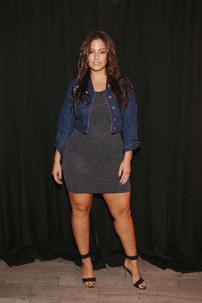Ashley Graham at Holiday 2016 RTW + Ashley Graham Lingerie