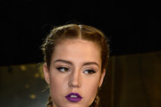 Adele Exarchopoulos French Braid