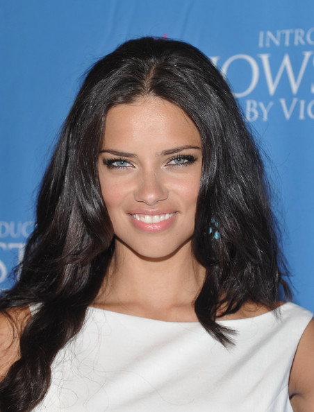 Adriana Lima False Eyelashes