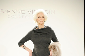 Model Carmen Dell'Orefice: World's Oldest Runway Model?