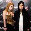 Madison Young and Margaret Cho