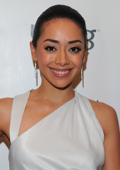 Aimee Garcia Neutral Eyeshadow