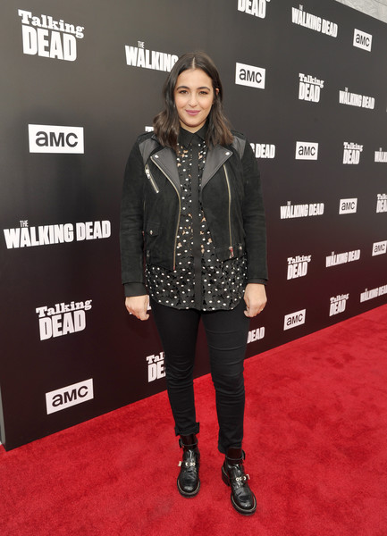 Alanna Masterson Ankle Boots