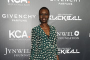 Alek Wek Wrap Dress