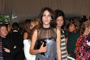 TV personality Alexa Chung attends the