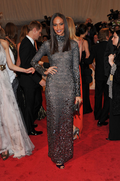 More Pics of Jourdan Dunn Evening Dress (1 of 2) - Jourdan Dunn Lookbook - StyleBistro