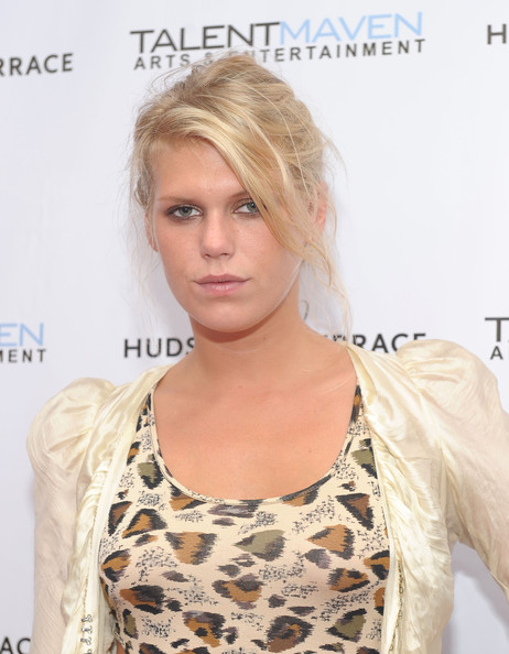 Alexandra Richards Loose Bun