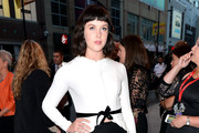 Alexandra Roach Fitted Blouse