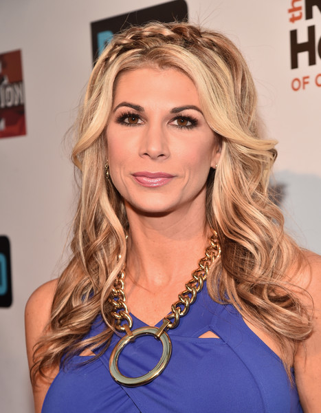 Alexis Bellino Long Partially Braided