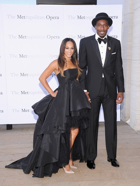 Alexis Stoudemire Fishtail Dress