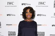 Alfre Woodard Thong Sandals