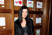 Ali Hewson Leather Jacket