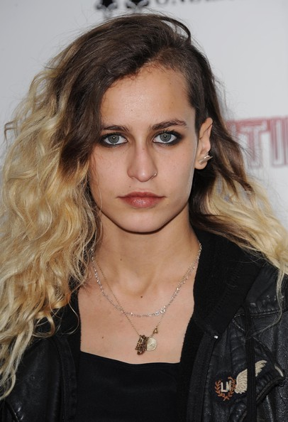 Alice Dellal Smoky Eyes