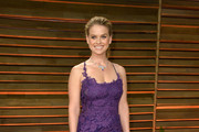 Alice Eve Evening Dress