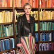 Nicky Hilton Rothschild at Alice + Olivia By Stacey Bendet