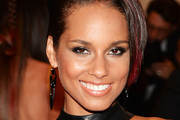 Alicia Keys Smoky Eyes