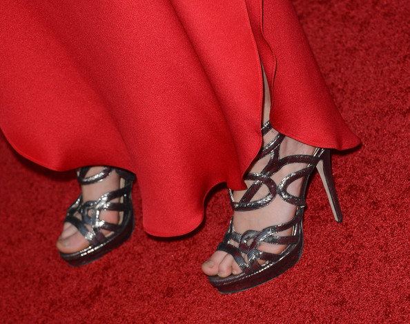 Alison Pill Shoes