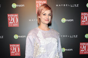 Alison Sudol Cocktail Dress