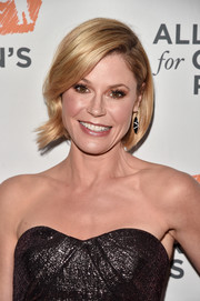 Julie Bowen sported a cute bob at the Alliance for Children's Rights dinner.