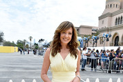 Allison Janney Cocktail Dress