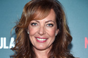 Allison Janney Medium Curls with Bangs