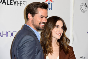 Allison Williams Andrew Rannells Inside Paleyfest LA's 'Girls' Event — Part 2