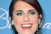 Allison Williams Jewel Tone Eyeshadow