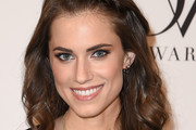Allison Williams Long Partially Braided