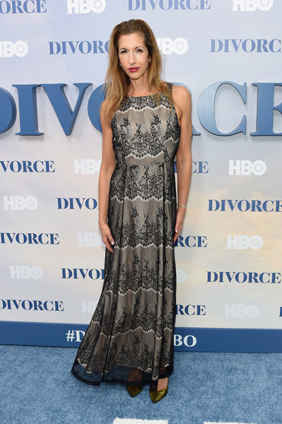 Alysia Reiner Lace Dress
