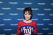 Alyssa Milano Long Sleeve T-Shirt