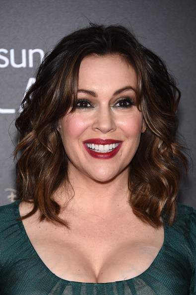 Alyssa Milano Beauty